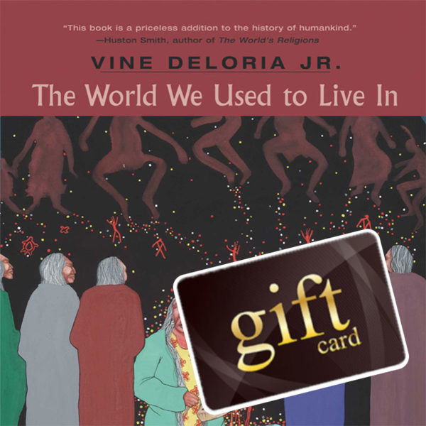 The world we use to live in Gift Certificate